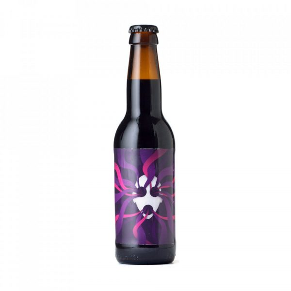 Bere Blackout & Wicked Barrel - Wearing purple